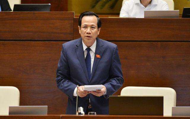 Chính phủ chính thức có ý kiến về một số nội dung lớn  về Bộ Luật lao động (sửa đổi) - Ảnh 1.