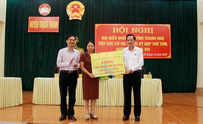 Bộ trưởng Đào Ngọc Dung: Đảm bảo An sinh xã hội, nâng cao đời sống người dân  - Ảnh 2.