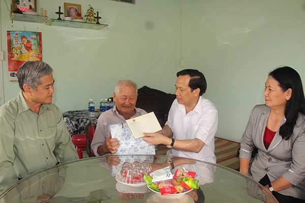 Cổng TTĐT Bộ Lao động- Thương binh và Xã hội