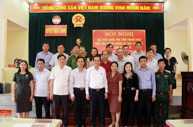 Bộ trưởng Đào Ngọc Dung: Đảm bảo An sinh xã hội, nâng cao đời sống người dân  - Ảnh 3.