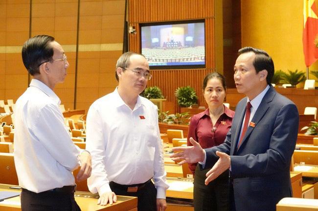 Chính phủ chính thức có ý kiến về một số nội dung lớn  về Bộ Luật lao động (sửa đổi) - Ảnh 3.