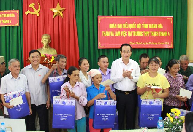 Bộ trưởng Đào Ngọc Dung: Đảm bảo An sinh xã hội, nâng cao đời sống người dân  - Ảnh 5.